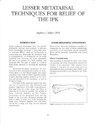 THE IPK - The Podiatry Institute