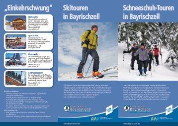 Schneeschuh-Touren in Bayrischzell Skitouren in Bayrischzell ...