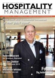 Michael Spetter, HOTEL - Hospitality Management