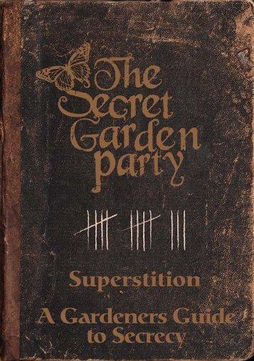 mobile version - Secret Garden Party