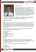 ADAMAG - Subat 2006 - Adapazarı Meslek Yüksekokulu - Sakarya ... - Page 2