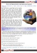 ADAMAG - Subat 2006 - Adapazarı Meslek Yüksekokulu - Sakarya ... - Page 5