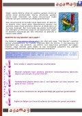 ADAMAG - Subat 2006 - Adapazarı Meslek Yüksekokulu - Sakarya ... - Page 6