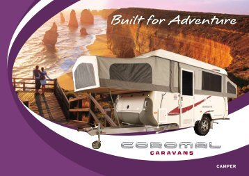 Built for Adventure - Coromal Caravans Mandurah