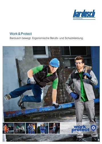 Work & Protect - Bardusch