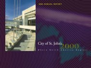 City of St. John's 2000 Annual Report