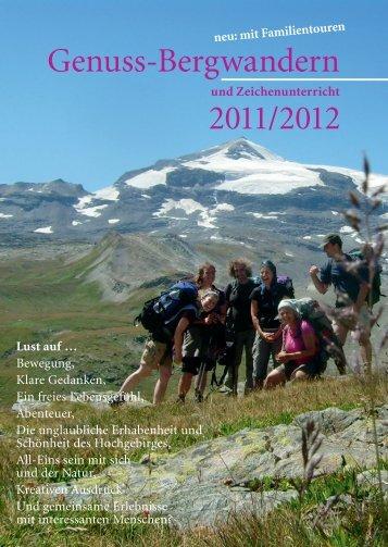 Genuss-Bergwandern