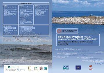 lietuviška - Baltic Sea Project .net