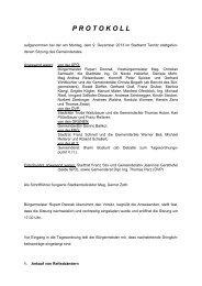 Dateidownload - Stadtgemeinde Ternitz
