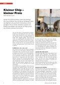 CHbraunvieh 03-2013 [8.52 MB] - Schweizer Braunviehzuchtverband - Page 4