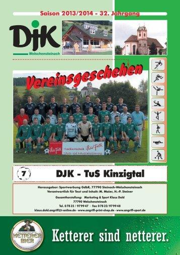 Vereinsgeschehen - DjK Welschensteinach