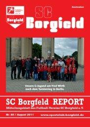 August 2011 - SC Borgfeld e.V.