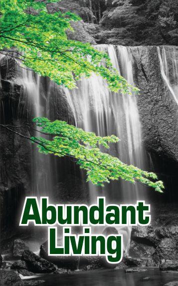 Abundant Living Power for Abund...