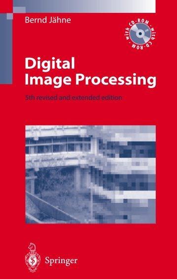 Digital Image Processing - Personal Web page of Cristian GRAVA