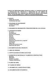 02. Prescripciones técnicas proyecto y dirección - Navarra
