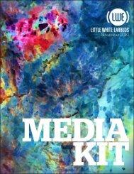 LWE's Media Kit - Little White Earbuds
