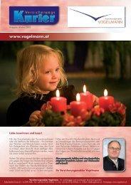 Ausgabe Winter 2009
