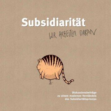 Subsidiarität - Münchner Trichter