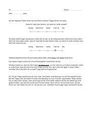 Fragebogen zur Erfassung aggressiver Einstellungen - ZPID