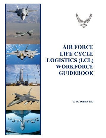 air force life cycle logistics (lcl) workforce guidebook - AcqNotes.com