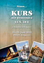 53°N, 18°E - Bydgoszcz