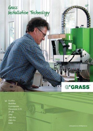 Grass Installation Technology