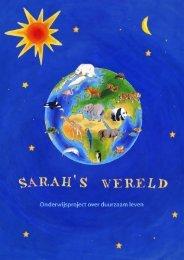 Docentenhandleiding - Sarah's Wereld