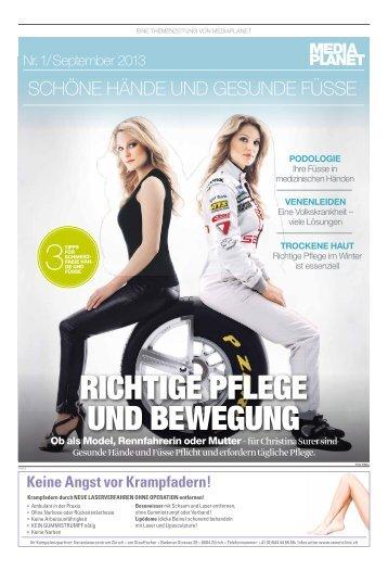 Schöne hände und geSunde FüSSe - Chirurgie / Unfallchirurgie ...