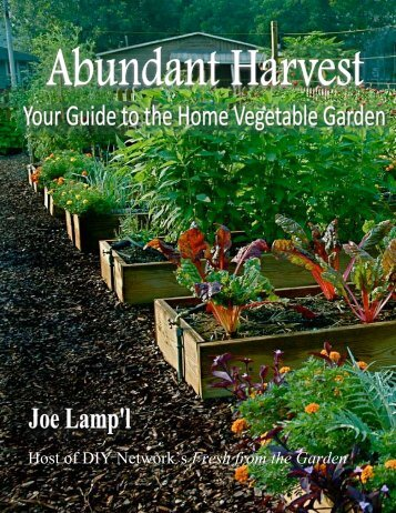Abundant Harvest with Cover3 - Growing A Greener World TV