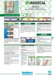 BioRASOCAL - Index S.p.A.
