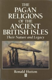 The Pagan Religions of the Ancient British Isles - Their ... - Falsedoor