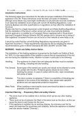 instructions for installation, use and maintenance rais ... - Robeys Ltd - Page 7