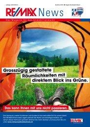 Neue RE/MAX News Nordwestschweiz von Basel bis ... - Remax Frick