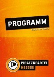 PDF-Version zum Ausdrucken - Piratenpartei Hessen