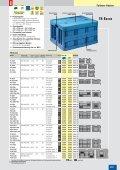 Lager- und Transportbehälter – falt- und klappbar - SSI-Schaefer - Seite 2