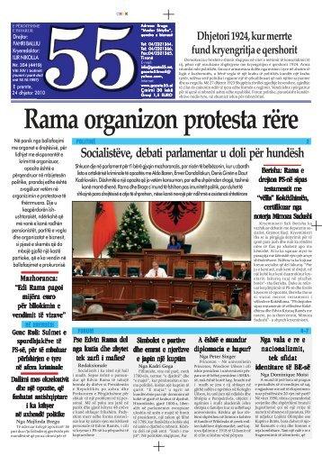 DITA - Gazeta 55