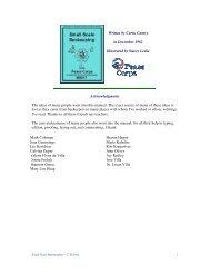 Small Scale Beekeeping PDF - TECA