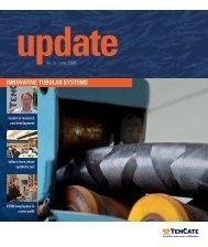 InnovatIve tubular systems - TenCate