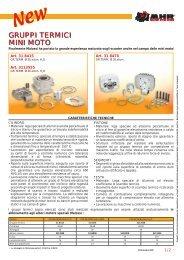 gruppi termici mini moto gruppi termici mini moto