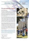 2013 Mai Wo sind die Tröster? - Christliche Freunde Israels - Page 7