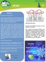 Newsletter ANERH - 4º Trimestre 2012 - Associação Nacional das ...