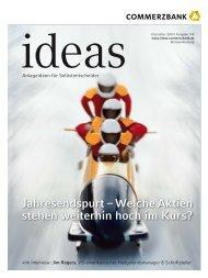 ideas - Zertifikate-Commerzbank - Commerzbank AG