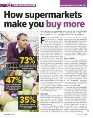 Supermarket Psychology - Which.co.uk