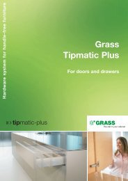 Grass Tipmatic Plus
