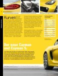 DAS GESETZ DER KURVE. DAS GESETZ DER KURVE. - Porsche - Page 4