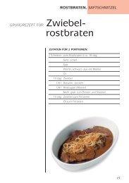 rostbraten - Rund ums Rind