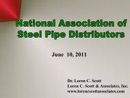 Dr. Loren C. Scott - NASPD