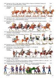 27 209. Frankreich um 1810, 10. Rgt. Jäger zu Pferd mit Eliten in ...