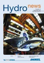 Ausgabe 12 November 2007 - Andritz