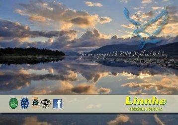 download a brochure - Linnhe Lochside Holidays